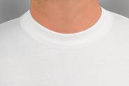 Tip:witte t shirts diepe v hals