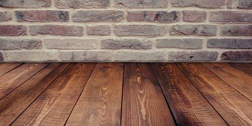 Pvc houten vloer