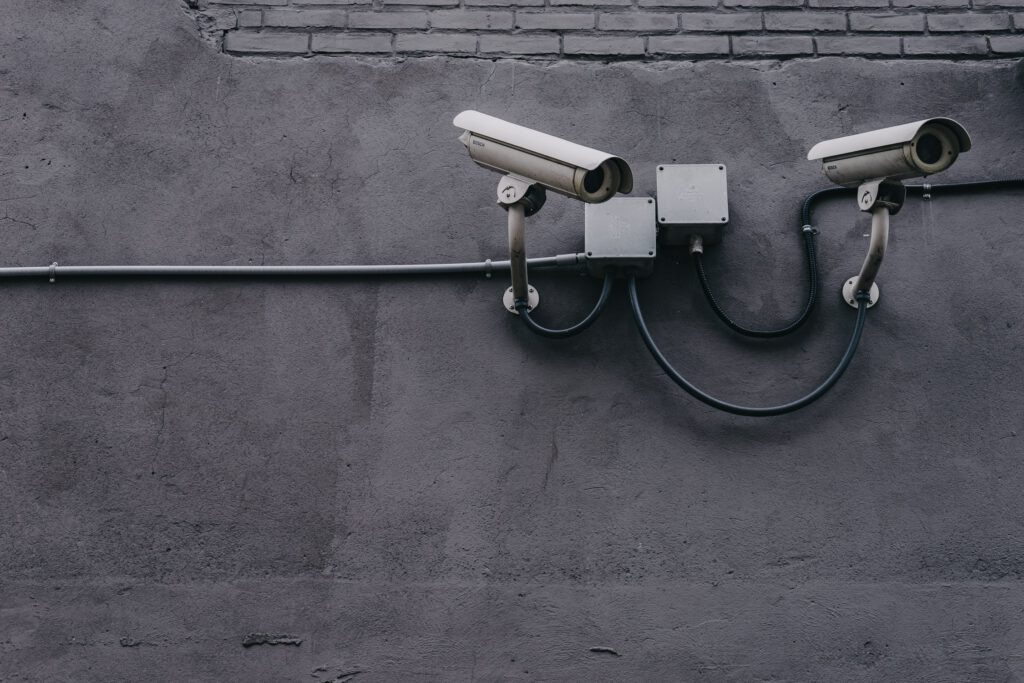 hikvision camerasysteem set
