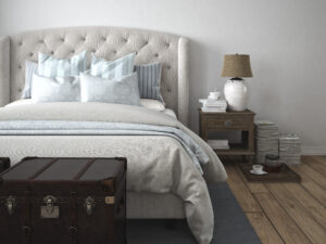 tweepersoons boxspring 160x200